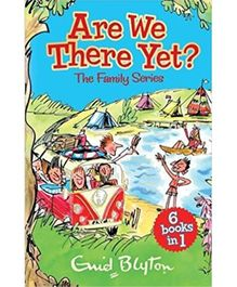 Are We There Yet Story Book - English
