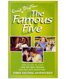 The Famous Five Books 7 to 9 - English