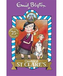St Clare's Book 07 Claudine at St Clare's - English
