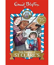 St Clare's Book 08 Fifth Formers of St Clare's - English