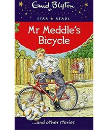 Star Reads Series 1 Mr Meddle's Bicycle - English