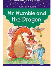 Star Reads Series 2 Mr Wumble And The Dragon - English