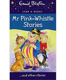 Star Reads Series 3 Mr Pink Whistle Stories - English