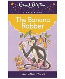 Star Reads Series 5 The Banana Robber - English