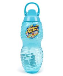 Comdaq Bubble Solution Bottle With Handle Blue - 2000 ml
