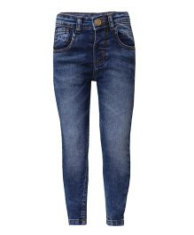 Tales & Stories Skinny Jeans - Dark Blue