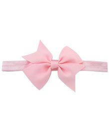 Angel Closet Cute Bow Headband - Pink