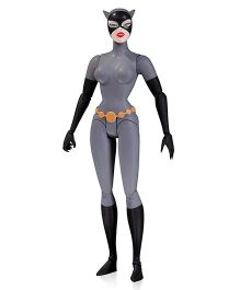 Batman Animated BAS Cat Woman Action Figure Grey & Black Height - 15 cm