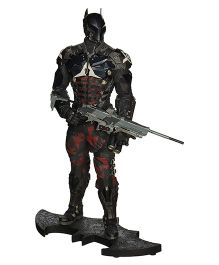 Batman Arkham Knight Statue Black & Red Height - 24 cm