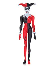 Batman Animated Series NBA Harley Quinn Action Figure Red & Black Height - 15 cm