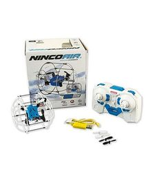 Ninco Air Iron Remote Control Drone - Blue White