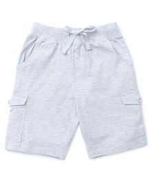 KiddoPanti Cargo Shorts - Grey