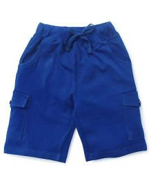 KiddoPanti Cargo Shorts - Dark Blue