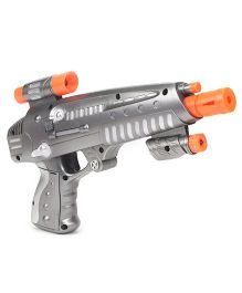 Space Defender Musical Toy Gun - Grey