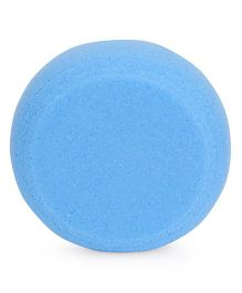 Round Shape Baby Bath Sponge - Blue