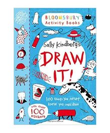 Draw It Book- English
