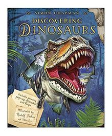Discovering Dinosaurs Story Book - English