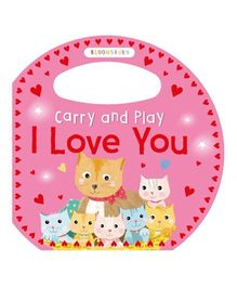 Carry and Play I Love You  - English
