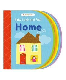 Baby Look And Feel Home Book - English