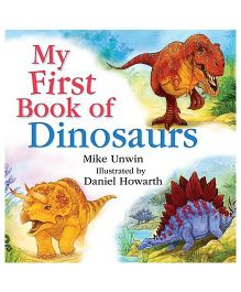 My First Book Of Dinosaurs - English
