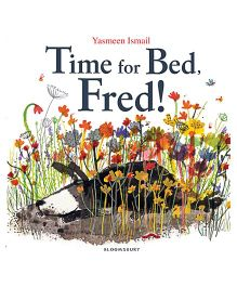 Time for Bed, Fred! - English