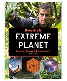 Bear Grylls Extreme Planet - English