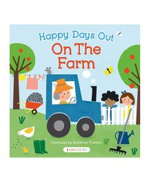 Happy Days Out On the Farm Story Book - English