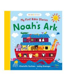 My First Bible Stories Noah's Ark Story Book - English
