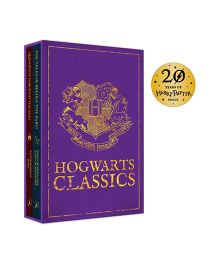 The Hogwarts Classics Box Set Pack Of 2 - English
