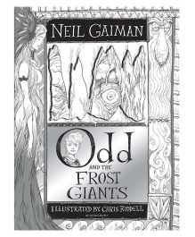 Odd And The Frost Giants - English