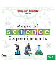 Gipsy Magic Of Science Experiments - Vol. 1