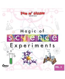 Gipsy Magic Of Science Experiments - Vol. 3