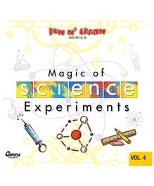 Gipsy Magic Of Science Experiments - Vol. 4