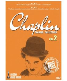 Gipsy Video - Chaplin Classic Collection Dvd - 2