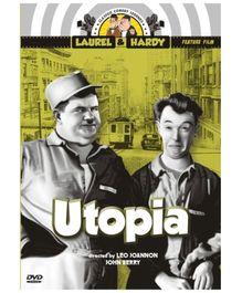 Gipsy - Laurel And Hardy Utopia DVD