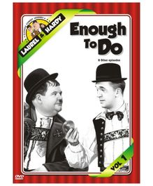 Gipsy - Laurel And Hardy Vol. 1 DVD
