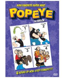 Gipsy - Animated Film Of Popeye The Sailor