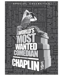 Gipsy Video - The Chaplin VCD Set