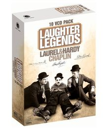 Gipsy - Laughter Legends Laurel Hardy And Chaplin