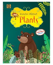 Know About Plants Facts Book - English