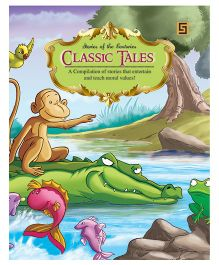Classic Tales Story Book - English