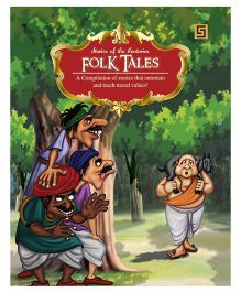Folk Tales Book - English
