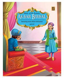 Akbar Birbal Story Book - English