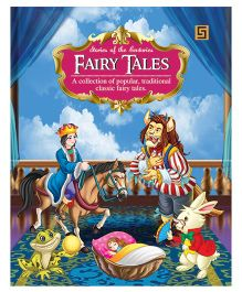 Fairy Tales Story Book - English