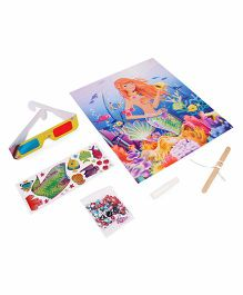 Simba Art & Fun 3D Sticker Set