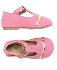 Cujos Golden Stripe Detail Belles - Pink
