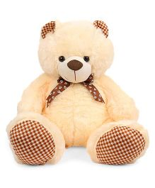 Dimpy Stuff Teddy Bear Cream - 70 cm