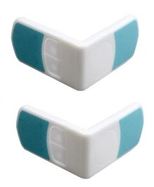 Kuhu Creations Safety Lock For Drawer Fridge Cabinet Pack Of 2 - Blue