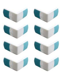 Kuhu Creations Safety Lock For Drawer Fridge Cabinet Pack Of 8 - Blue