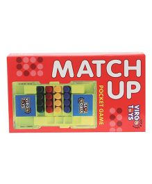 Virgo Toys Match Up Pocket Game - Orange